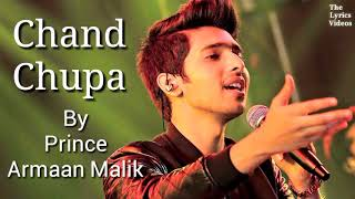Chand chhupa Badal mein lyrics