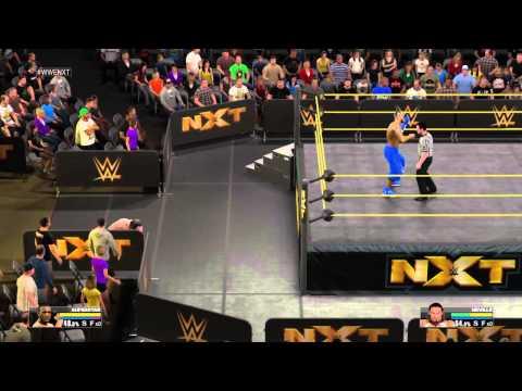 Gay porn star in WWE 2K15 My Career pt3