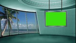 Virtual+green+screen+news+tv+studio