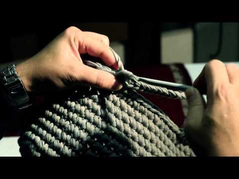 Tutorial Realizzate la vostra borsa in fettuccia Réaliser votre sac à main avec le ruban
