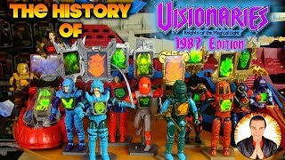 The History of Visionaries - Knights of the Magical Light: 1987 Edition