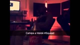 Cahiips valide le son Validée de Booba ft. Benash !