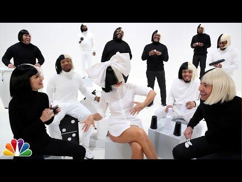 Jimmy Fallon, Sia, Natalie Portman & The Roots Sing