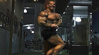 PART 2 - THE RESURRECTION - DAY 3 - DESTROYING LEGS - HIGH REPS - NEW FEEDERS