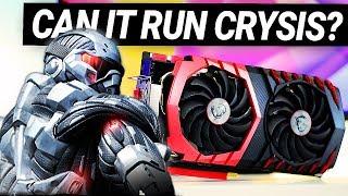 CRYSIS (2007) vs. GTX 1080 Ti = FAIL?!