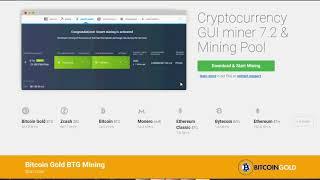 Download dan cara meng install Minergate di PC