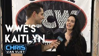 Kaitlyn (Celeste Bonin): Return to Wrestling, Her divorce, AJ Lee, NXT, more