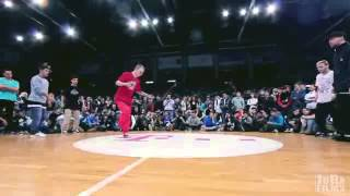 Wicked Defying-Gravity Break Dancing