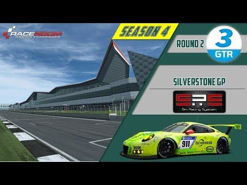 Xxx Mp4 🔴 RaceRoom SimRacingSystem Season 4 GTR3 Round 2 2 Nd Try Silverstone GP LIVE 3gp Sex