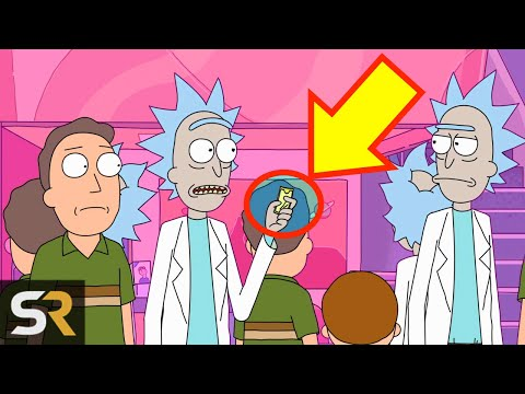 Why Rick And Morty s Ticket Theory Could Actually Be True
