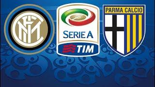 FIFA 18 INTER MILAN VS PARMA SERIA A