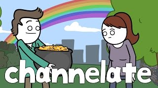Explosm Presents: Channelate - Shortie Shorts 04 St. Paddy