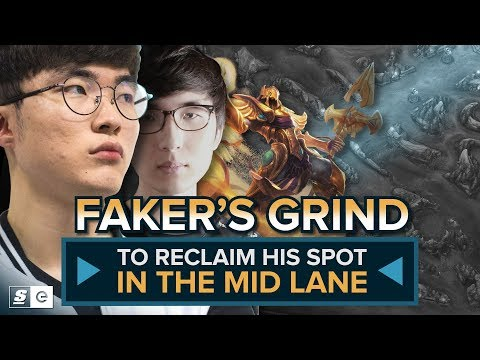 Xxx Mp4 The Unbenchable Demon King Faker39s Grind To Reclaim His Spot In The Mid Lane 3gp Sex