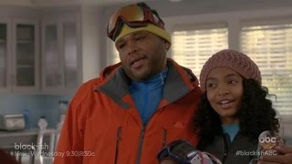 'Black-ish' Sneak Peek: Anthony Anderson's Family Says Nope to the Slopes!