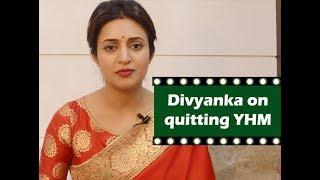 Divyanka Tripathi reacts to the rumours of quitting Yeh Hai Mohabbatein