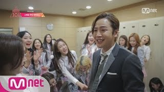 [Produce 101] Behind-the-Scenes Clip of