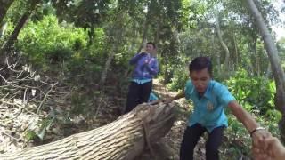 Gunung ThaiSan-SungaiPinyuh ( Peniram )