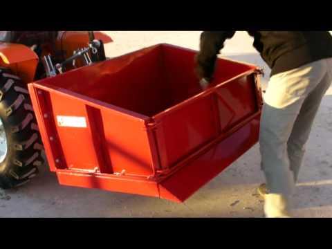 BCA - 110 CARGO BOX