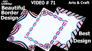 Beautiful Project Design Video 62 Arts Craft Watch Online