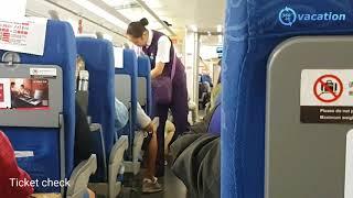 High Speed Train Shanghai China 4K