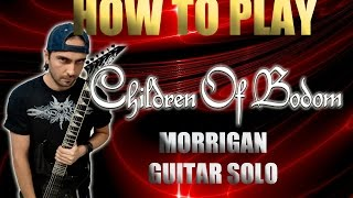 HOW TO PLAY - CHILDREN OF BODOM