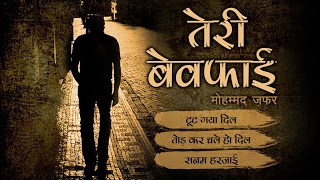 Teri Bewafai Heart Touching Hindi Sad Songs by Mohammed Jafar - Musical Maestros
