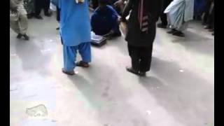 Malir friends in jiye shah noorani balochi dance