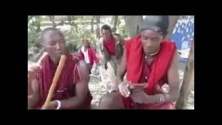 very funny African maasai comedy