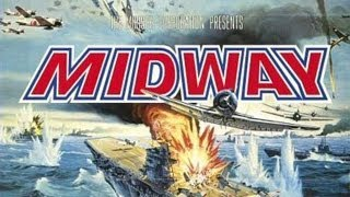 BATTLE OF MIDWAY 1976 MOVIE Original OFFICIAL Theatrical Trailer