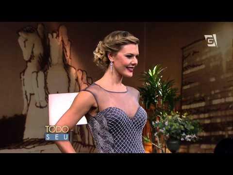 Desfile da Janette Moda Feminina no programa TODO SEU 06 03 2015