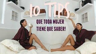 10 TIPS: COMO ME DEPILO LA ZONA DEL BIKINI Y MAS!! ♡
