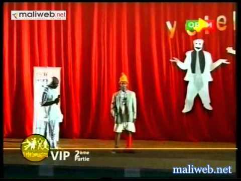 ORTM Yélébougou du 29 Juillet 2012 comédie