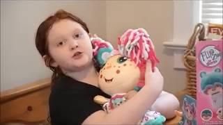 2 In 1 Doll Flipzee Girls (Baby Doll flips to Big Girl Doll)