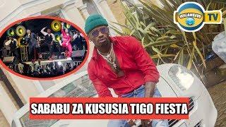 Sababu Za Diamond Kususia Tigo Fiesta na Kuacha Alikiba Kung