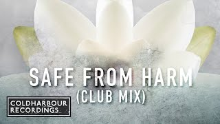Markus Schulz & Emma Hewitt - Safe From Harm [Club Mix] [Taken From In Bloom E.P.]