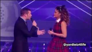 Rihanna - We Found Love ft. Calvin Harris  ( X-Factor UK ) (Live)