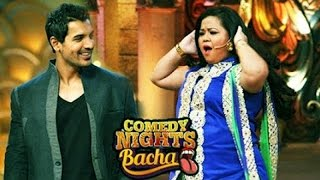 Comedy Nights Bachao | John Abraham promotes Rocky Handsome | GRAND FINALE EPISODE