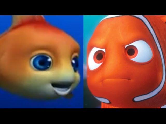 9 Ridiculous Pixar Ripoffs (feat. RebelTaxi)