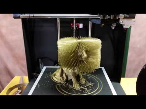 Xxx Mp4 3D Printed Hairy Lion 3gp Sex
