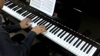 John Thompson's Easiest Piano Course Part 5 No.5 The Magic Flute (P.12)