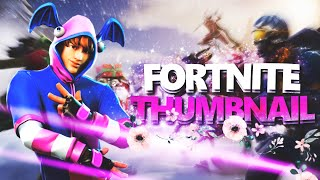 How To Make FORTNITE Thumbnails From Your iPhone!