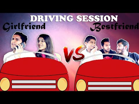 Xxx Mp4 Driving Session Girlfriend VS Best Friend RealSHIT 3gp Sex
