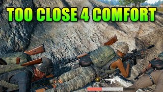 Way Too Close! | PlayerUnknkown