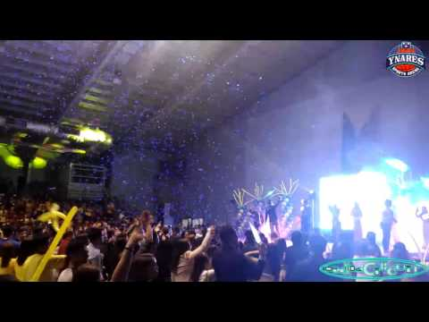 Confetti @ Ynares Sports Arena by Funk Circuit