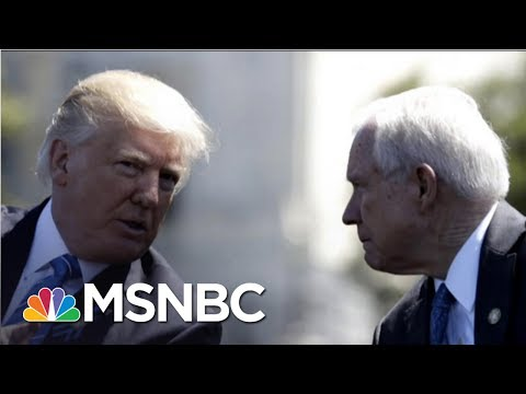 What President Donald Trump Risks If He Fires Jeff Sessions Morning Joe MSNBC
