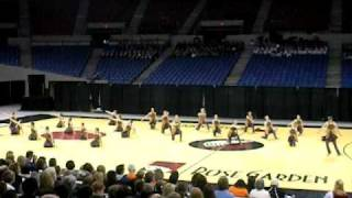 Tigard 2009 OSAA Dance/Drill Competition