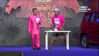Maharaja Lawak Mega 2013 - Minggu 9 - Persembahan Jambu