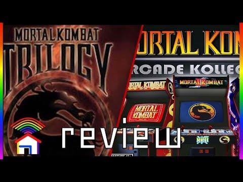 Xxx Mp4 Mortal Kombat 1 2 3 Trilogy Arcade Kollection Review ColourShed 3gp Sex
