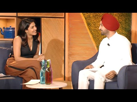 Xxx Mp4 Priyanka Chopra Full Conversation With Diljit Dosanjh At Social For Good Facebook Event Interview 3gp Sex