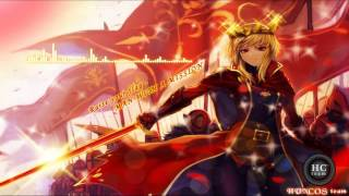 [Nightcore] Raise Your Flag - MAN WITH A MISSION
